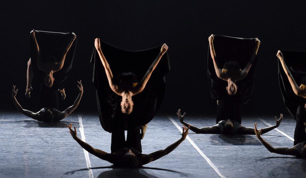 Tänzer des Bayerischen Junior Balletts München ©Charles Tandy