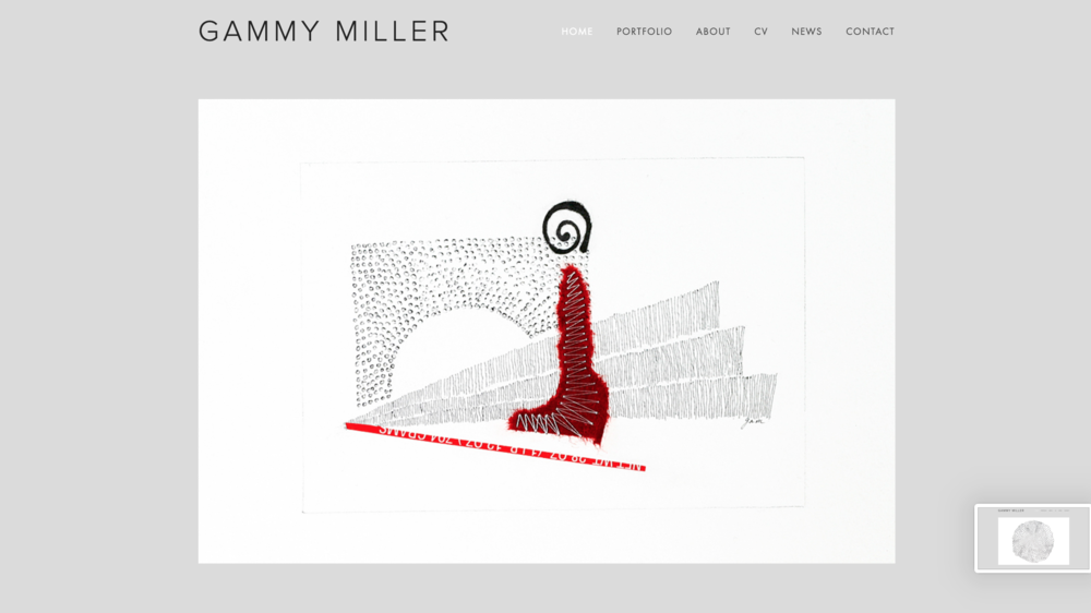 Gammy Miller | Artist Website