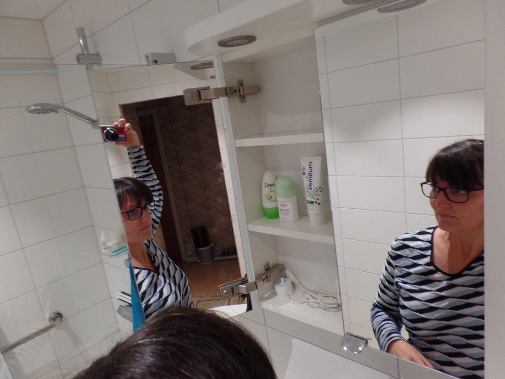 Mirrors galore!