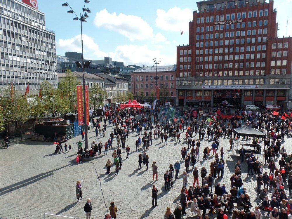 Youngstorget, Oslo