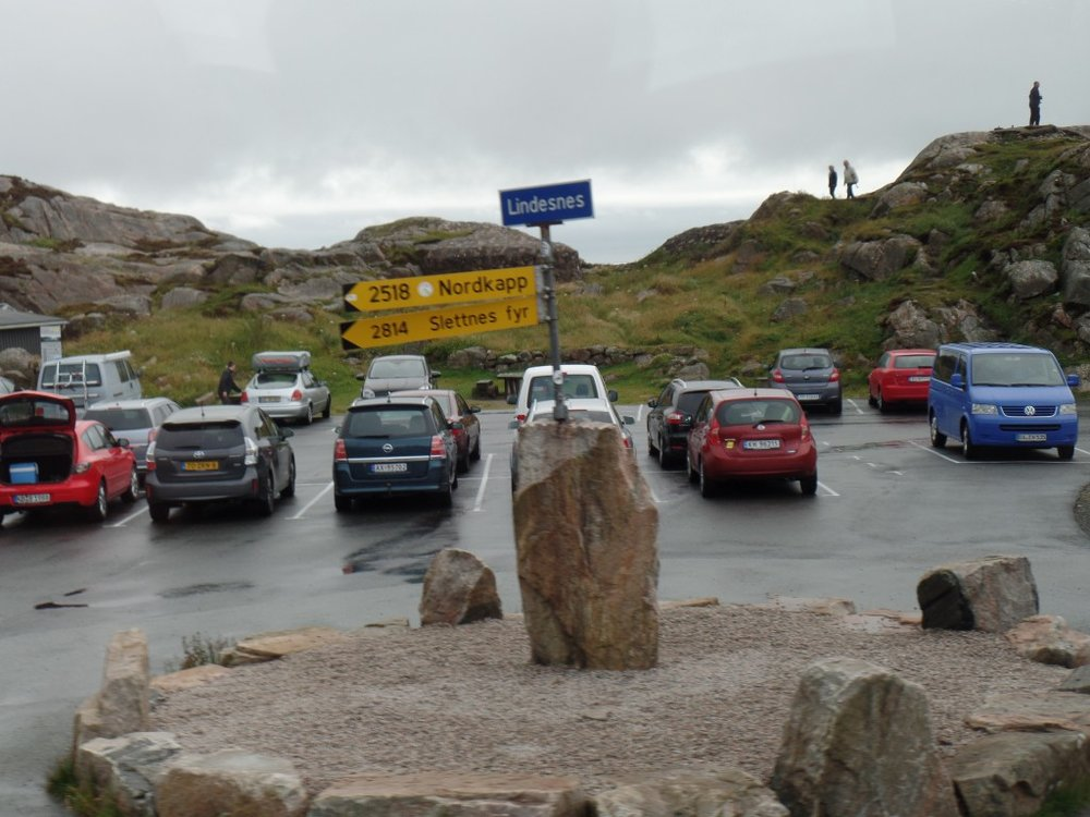 At Lindesnes