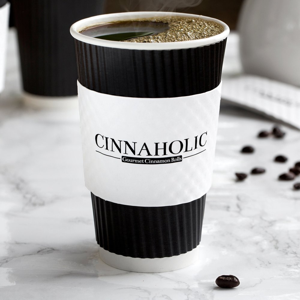 Coffee - Locally-sourced coffee available at most locations.
