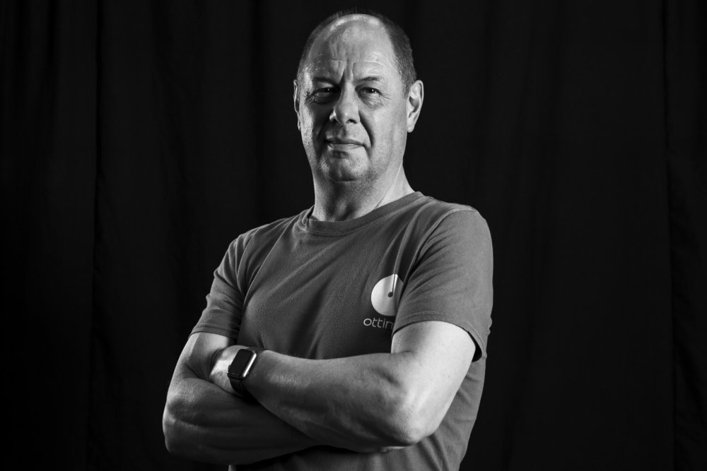 Tim Adams  Print Manager