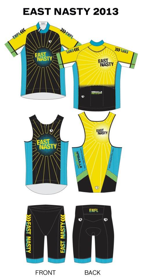 East Nasty Kits 2013