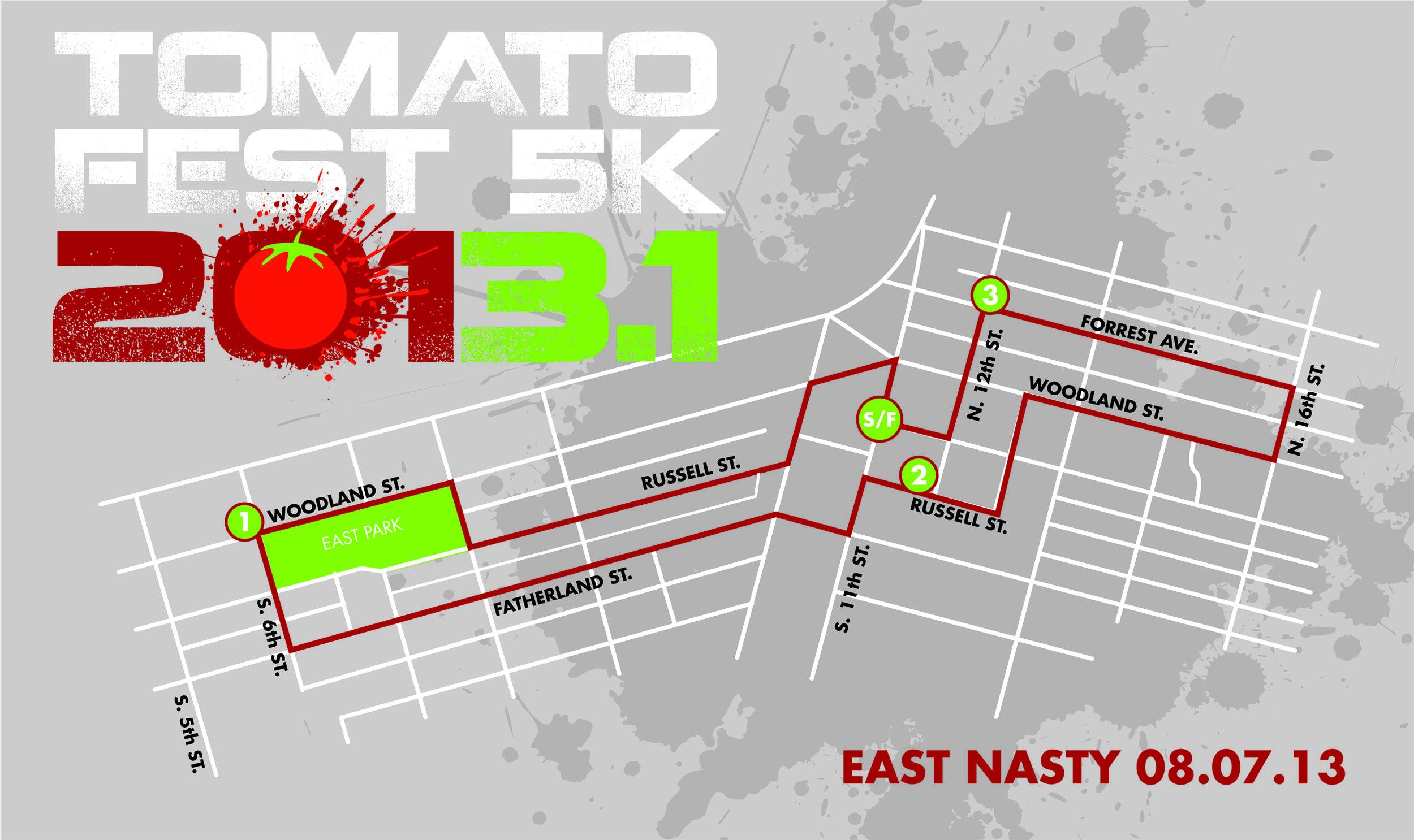Tomato Route