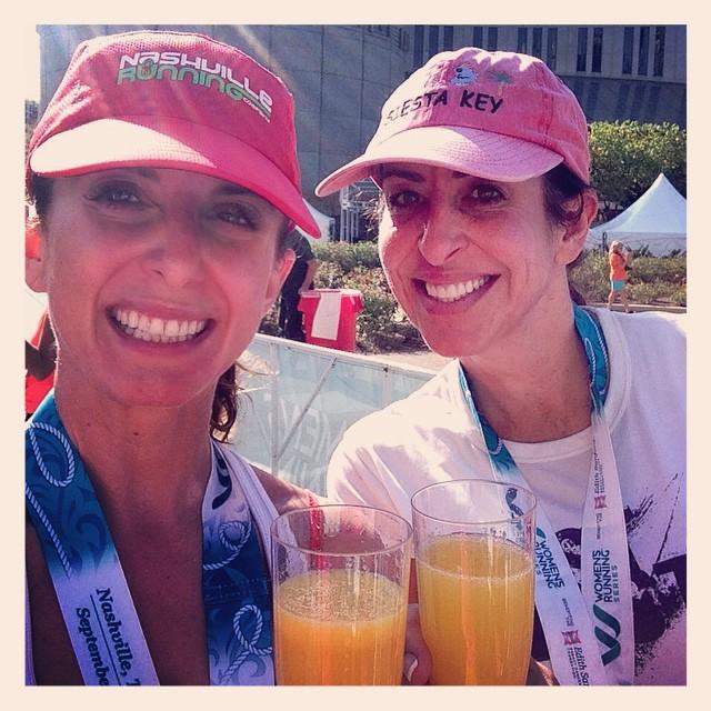 Women's Half Marathon in 2014