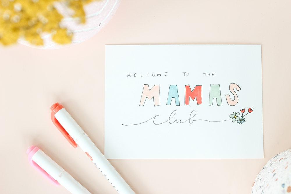 Dear mama… -