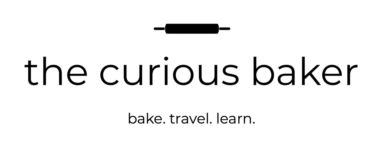 the curious baker