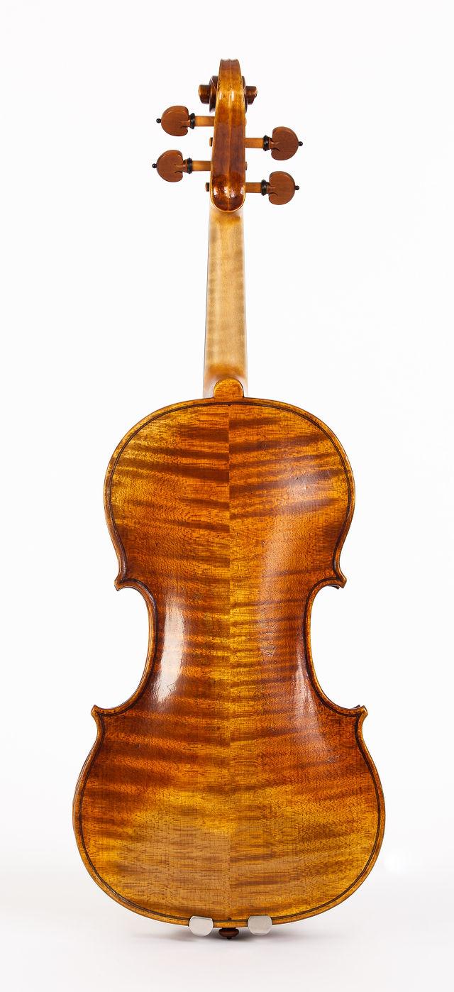 Starkie Strad model violin 2018 back.jpg
