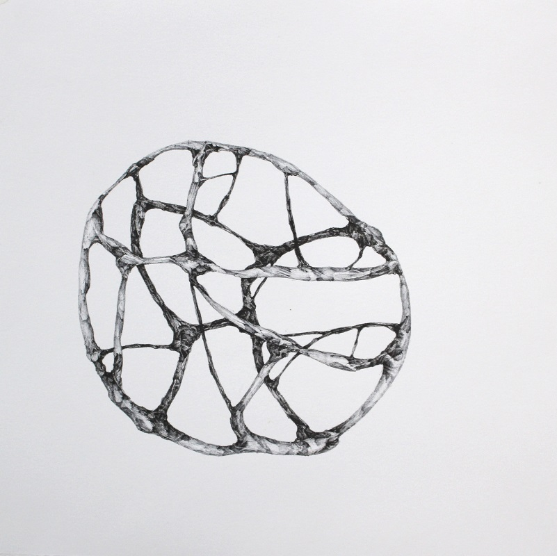 05_LisaKellner_Structures #1_Ink on Paper_12 x 12 inches_$200 - Copy.JPG