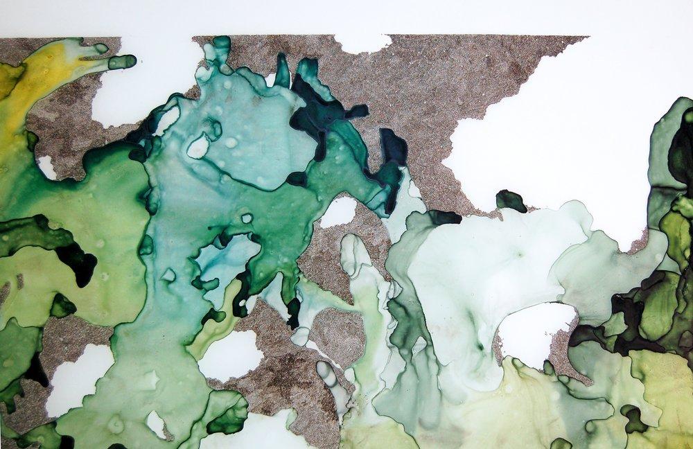 Lisa Kellner_Paintings on Mylar.jpg