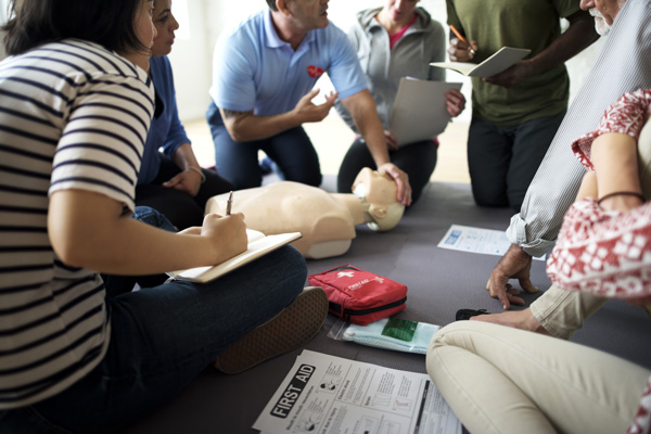 HLTAID004 - Provide an emergency first aid response in an education and care setting