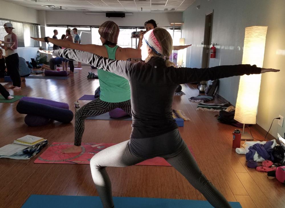 Yoga Teacher Training with Kindness Yoga Part 6