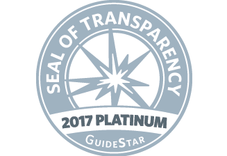 Check out our GuideStar Profile!