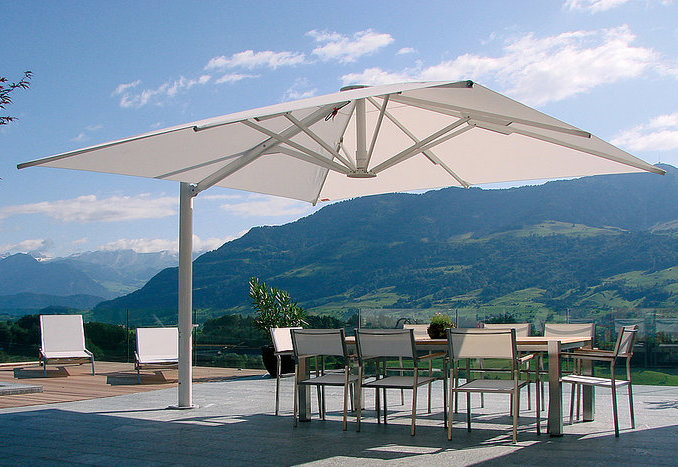 Type SAHCantilever Umbrella -