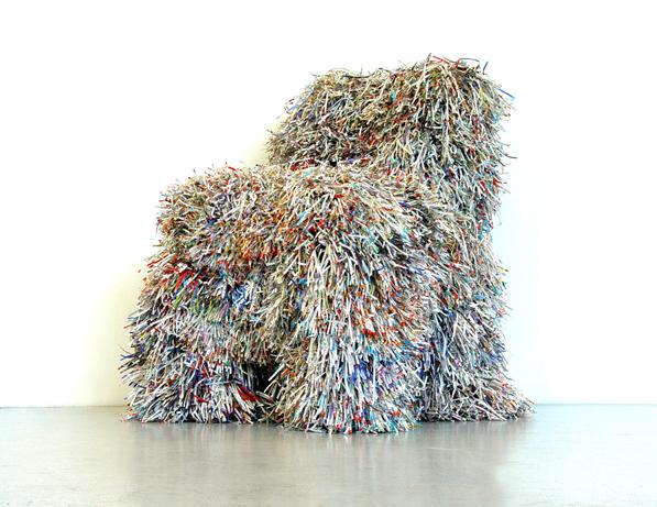 Hairy Chair - 2004