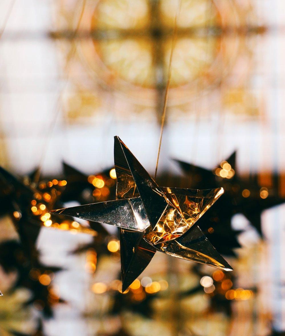 Origami Christmas  Casino de Monte-Carlo - 2018