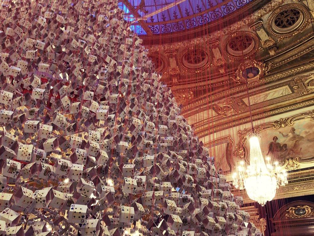 Origami Christmas Casino de Monte-Carlo - 2017