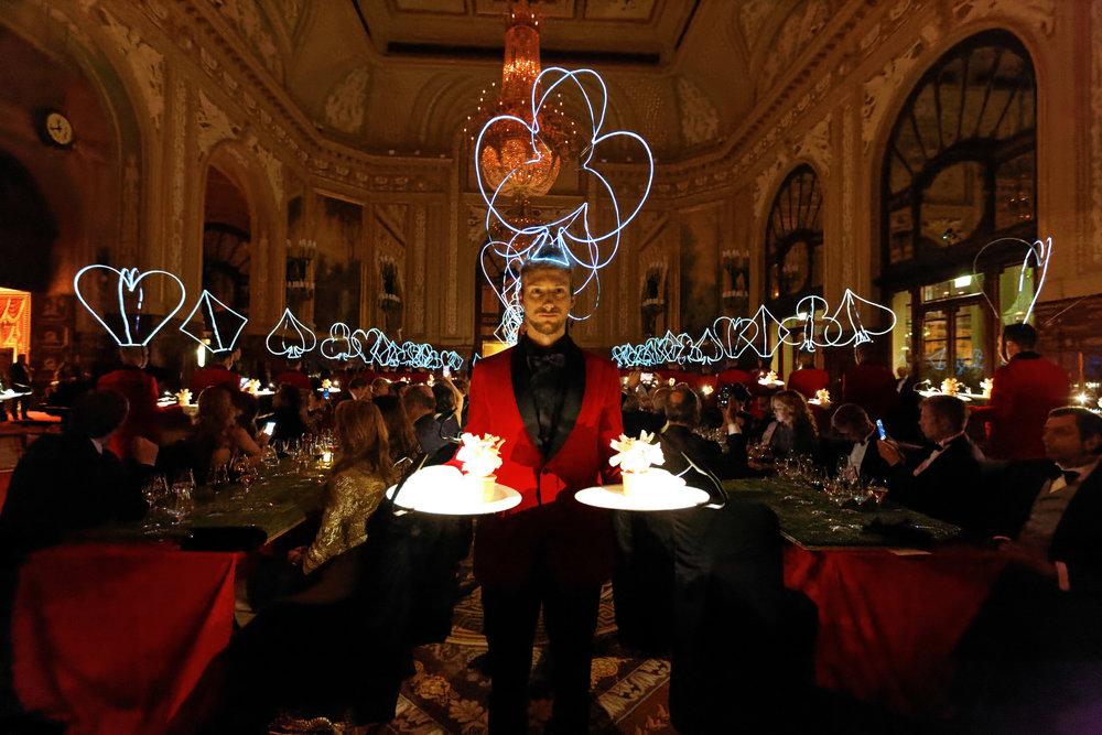 L'Art du Jeu, Le Jeu de l'Art Casino de Monte-Carlo - Monaco - 2017