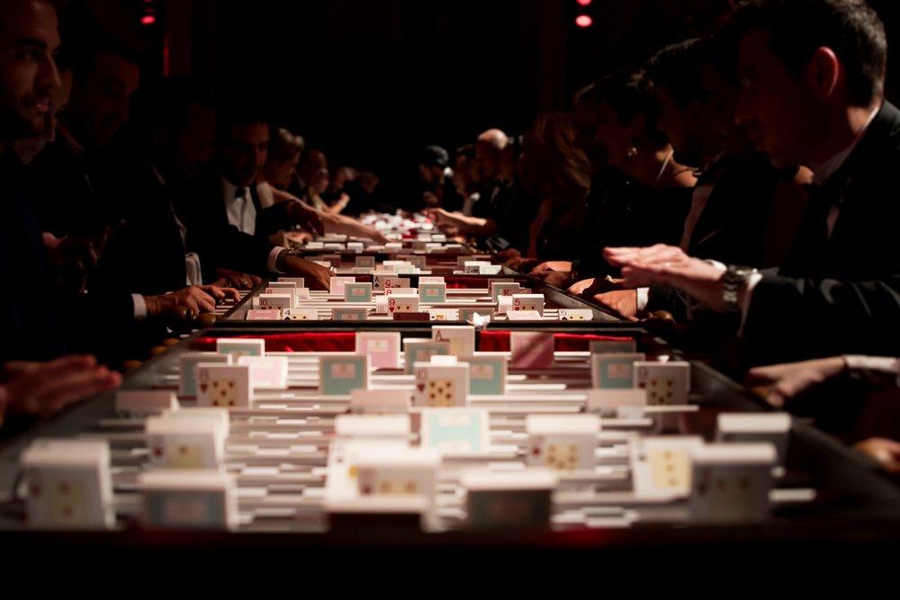 The Game of Love and Chance    Casino de Monte-Carlo - Monaco - 2017
