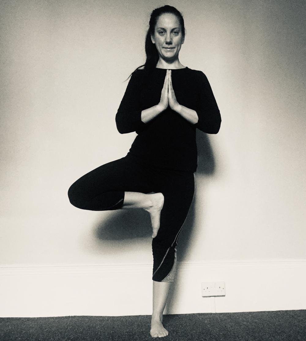 Valeria - Yoga Teacher