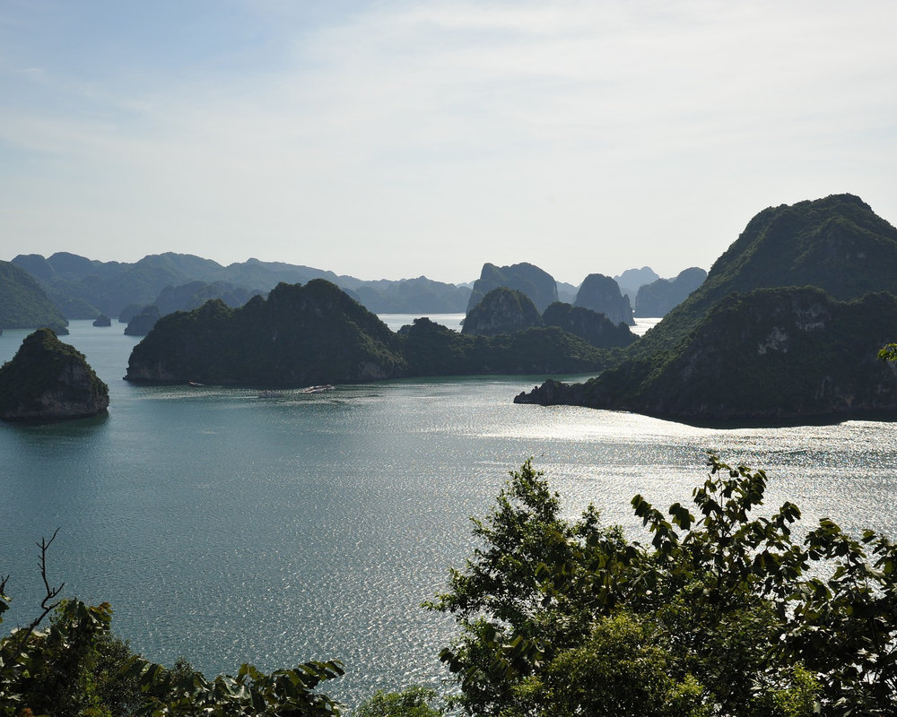 HANOI & HA LONG BAY - From $ 899 per personRecognised by UNESCO as one of the natural wonders of the world, Ha Long Bay is an experience not to be missed. A three-night programme to Hanoi & Ha Long Bay includes a two-night stay at the luxurious Intercontinental Hotel Westlake in Hanoi and one night on a beautifully handcrafted traditional junk boat on Ha Long Bay. Guests enjoy a full day excursion in Hanoi including the Ho Chi Minh Mausoleum, Temple of Literature, a ride in an authentic cyclo through the historic colonial area of Hanoi and a traditional water puppet performance.Breakfast, airport transfers, porterage and all applicable taxes are included. Prices and hotel are subject to change. Domestic flight to/from Siem Reap or to/from Ho Chi Minh City is not included.Please note participants on the Hanoi & Ha Long Bay excursion are required to obtain a multiple-entry Vietnamese Visa.