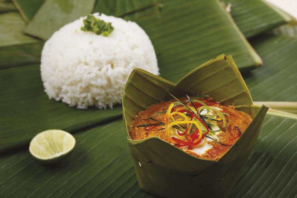 Luxury authentic cuisine