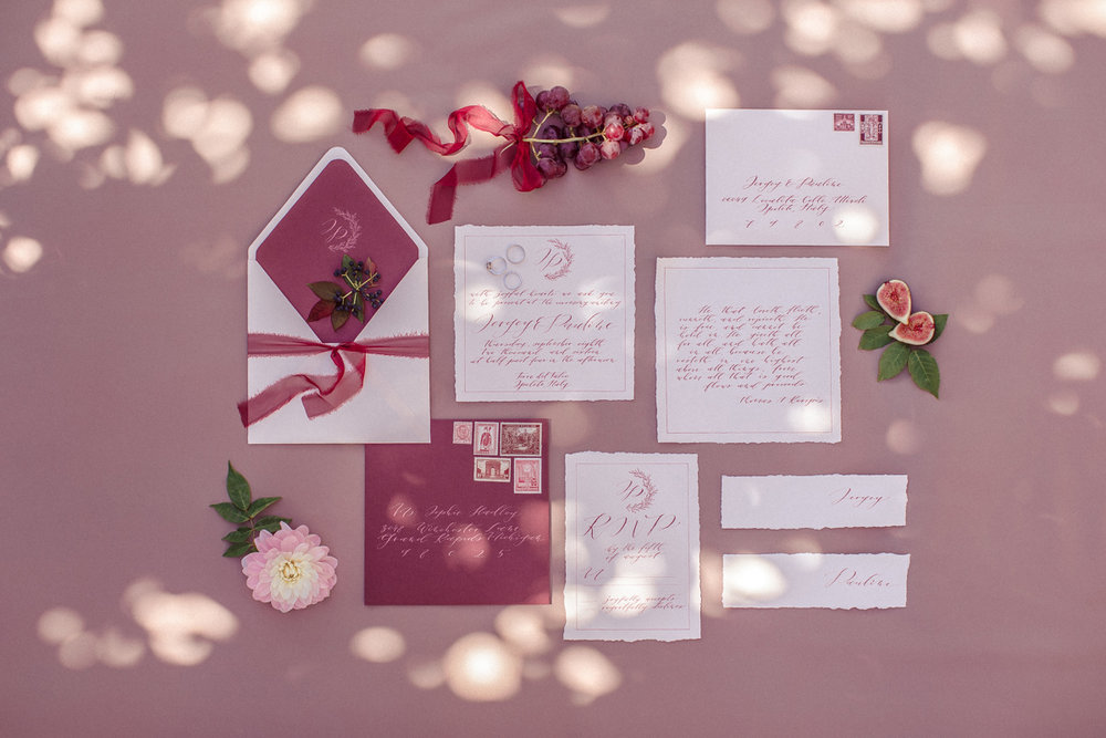 Stationery Design - & Production