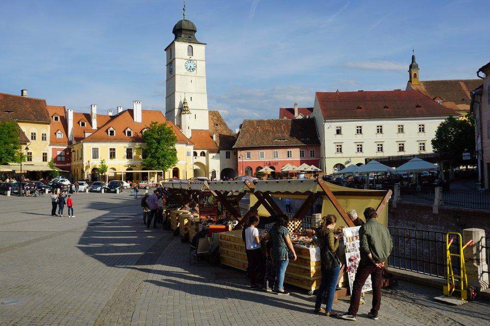 Transylvania Tour 3 Days from 365 Euro pp -