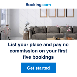 Roaring Romania Tours is an affiliate to booking.com. If you choose to list your accommodation on booking.com through Roaring Romania, you will pay no commission for your first 5 bookings.
