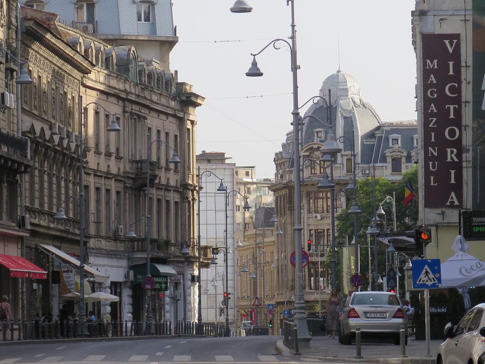 Bucharest Private Tour -