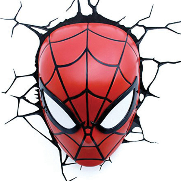 3D SPIDER-MAN LIGHT -