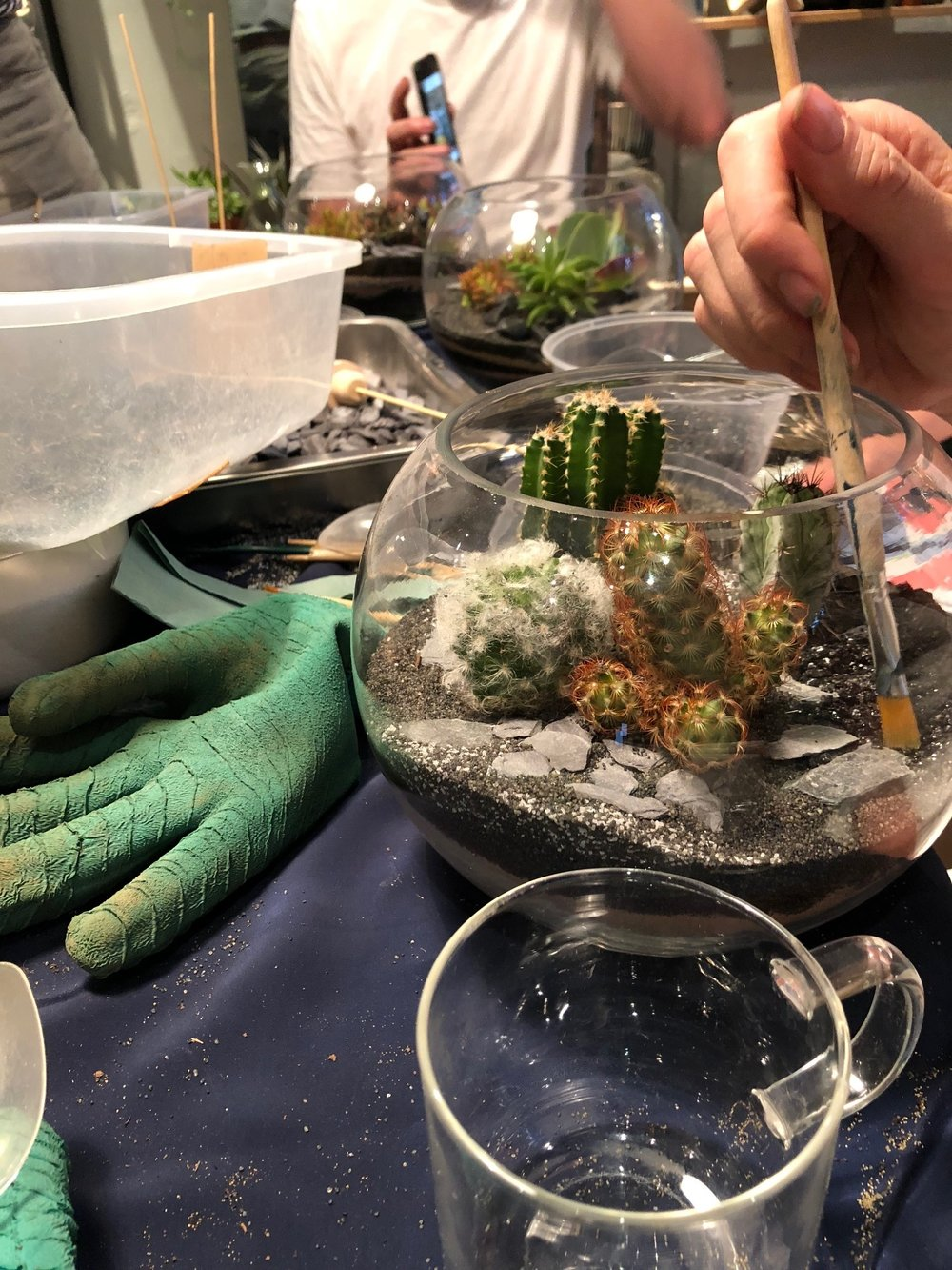 terrarium workshop near me, terrarium workshop london, terrariums uk