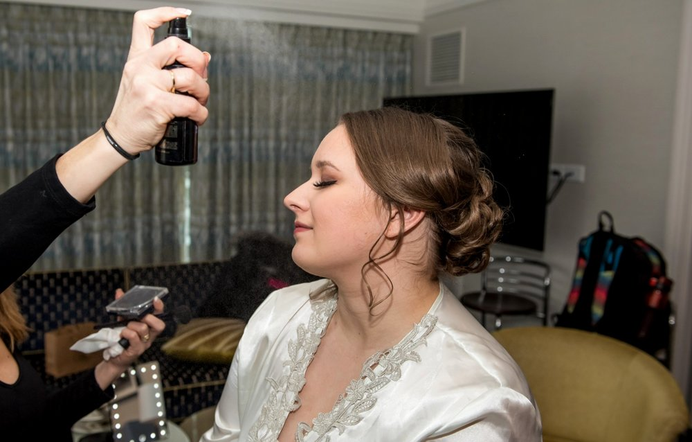 Wedding & Prom Services -