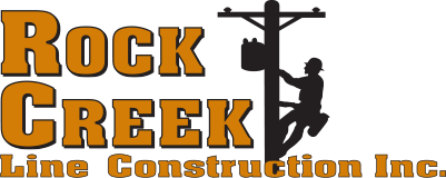Rock Creek Line Construction