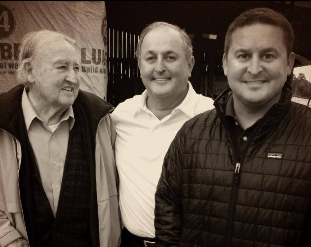 JOE, rick, and trent halcomb: three generations of middle tennessee homebuilders