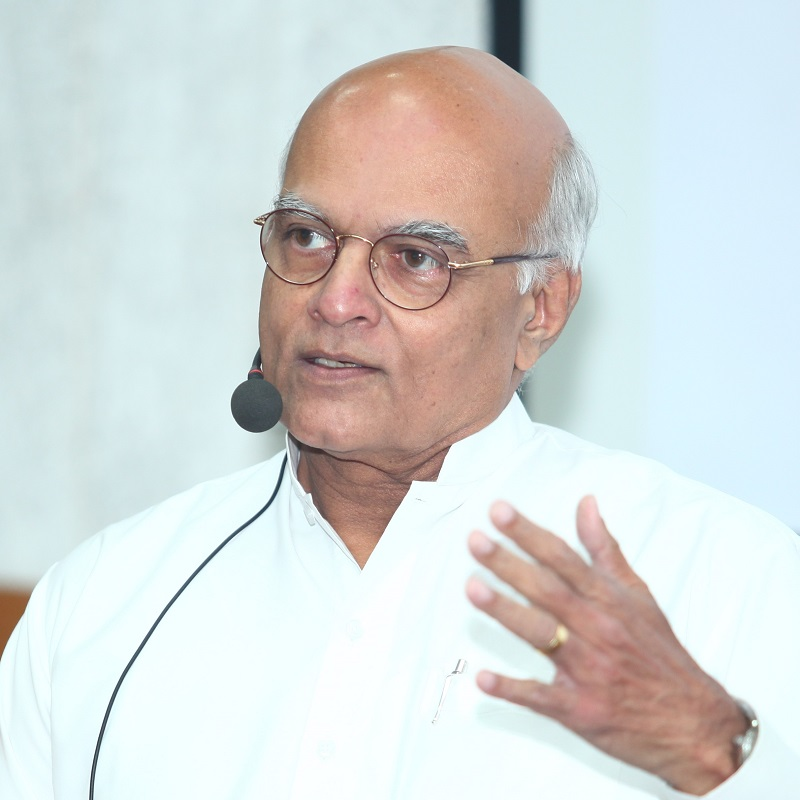 Ambassador Shivshankar Menon, Fmr. National Security Advisor to the Hon'ble Prime Minister of India