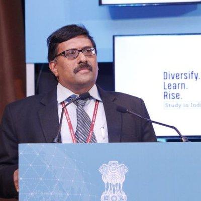 Mr. R. Subrahmanyam, Secretary (Higher Education), Government of India