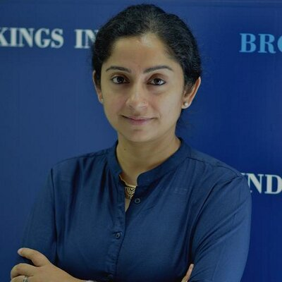 Dr. Shamika Ravi, Member, Prime Minister's Economic Advisory Council and Director (Research), Brookings India