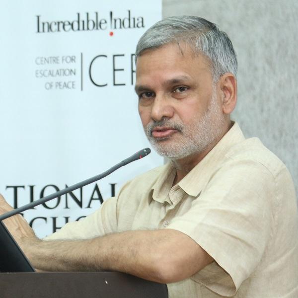 Prof. Chintamani Mahapatra, Rector, Jawaharlal Nehru University