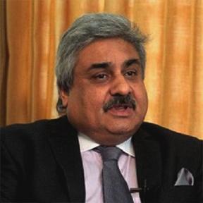 Ambassador Anil Wadhwa, then Secretary (East), Ministry of External Affairs, India