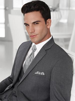 Jean Yves | Ceremonia Suit - Steel Gray