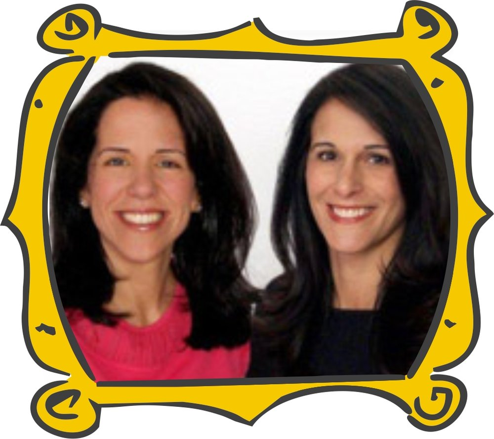 CYNTHIA WHIPPLE AND MARY CASHMAN _CO-AUTHORS