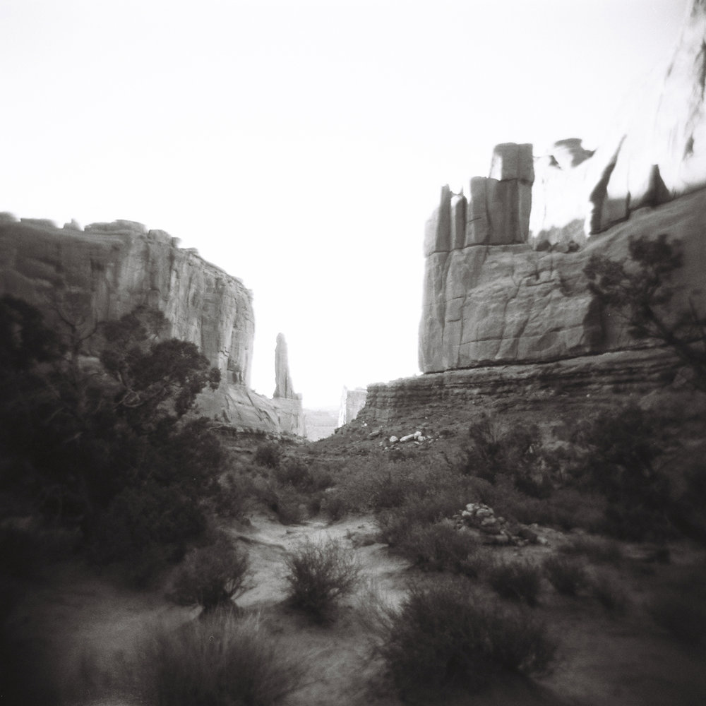 Sacred Space -a series of National Park Images