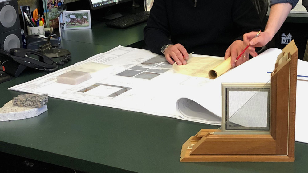 Design Development - The initial ideas are developed. We begin to define the architectural character, structural, mechanical, and electrical systems. We assist you to select materials and other related elements for your project. These drawings will be at a level at which a unit price estimate may be received from a contractor.
