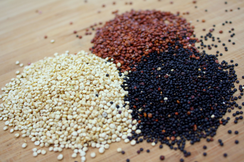 Ancient Grains -