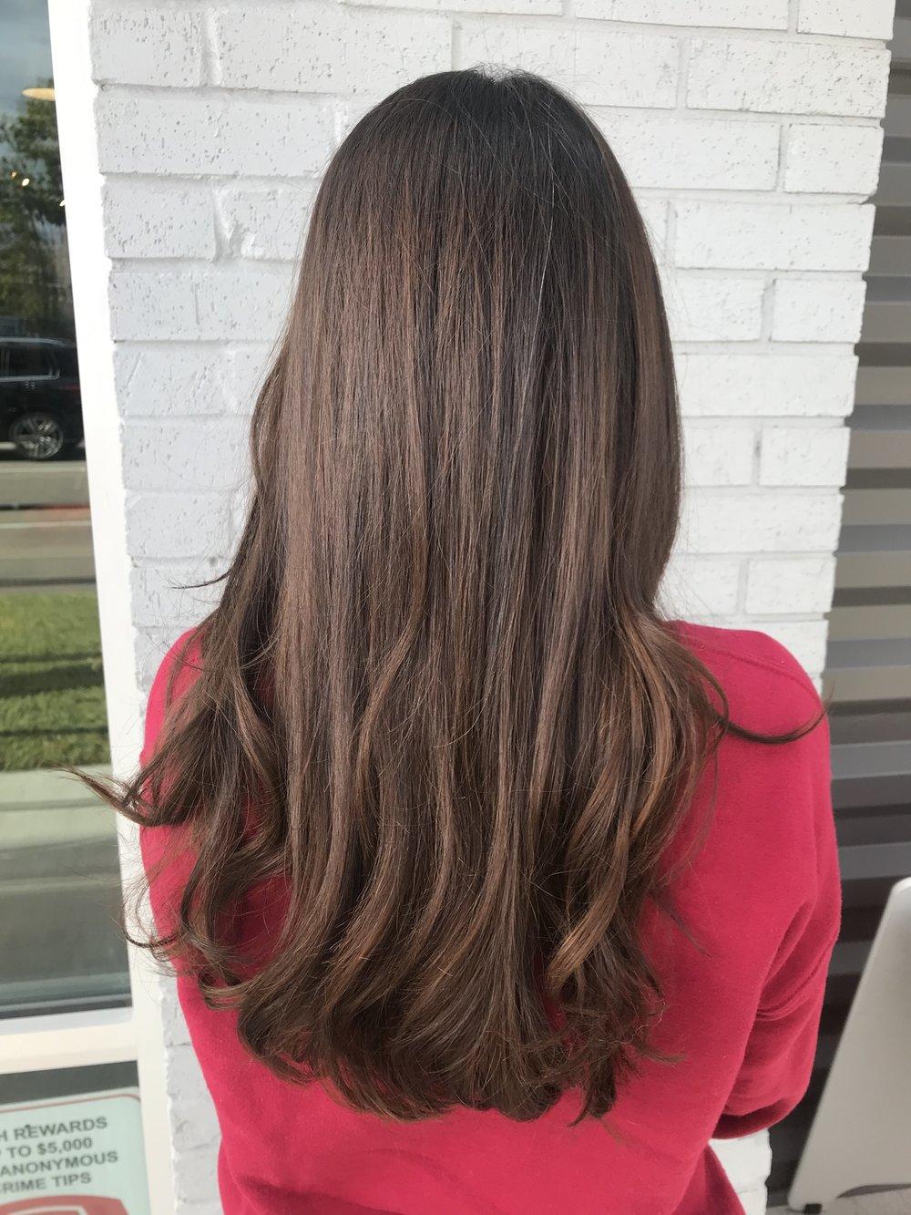 Downtown Houston Hair Salon
