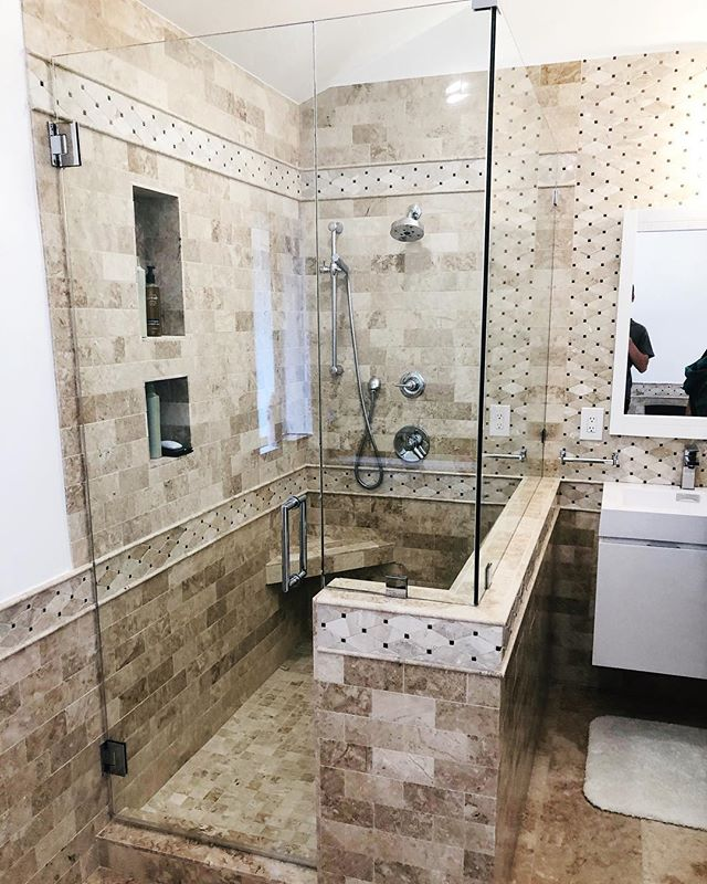Happy St. Patrick's Day! We hope everyone has a great day today. While your having that great day, feel free to jump on our new website and check out what services we can provide you this spring! April is right around the corner and we will be offering 15% off material cost on your dream shower enclosure.  #sandiego #homeimprovement #sandiegocontractor #bathroomdesign #bathroomremodel #tileshower #showerglass #sandiegotile #sandiegoconstruction #seabreeze