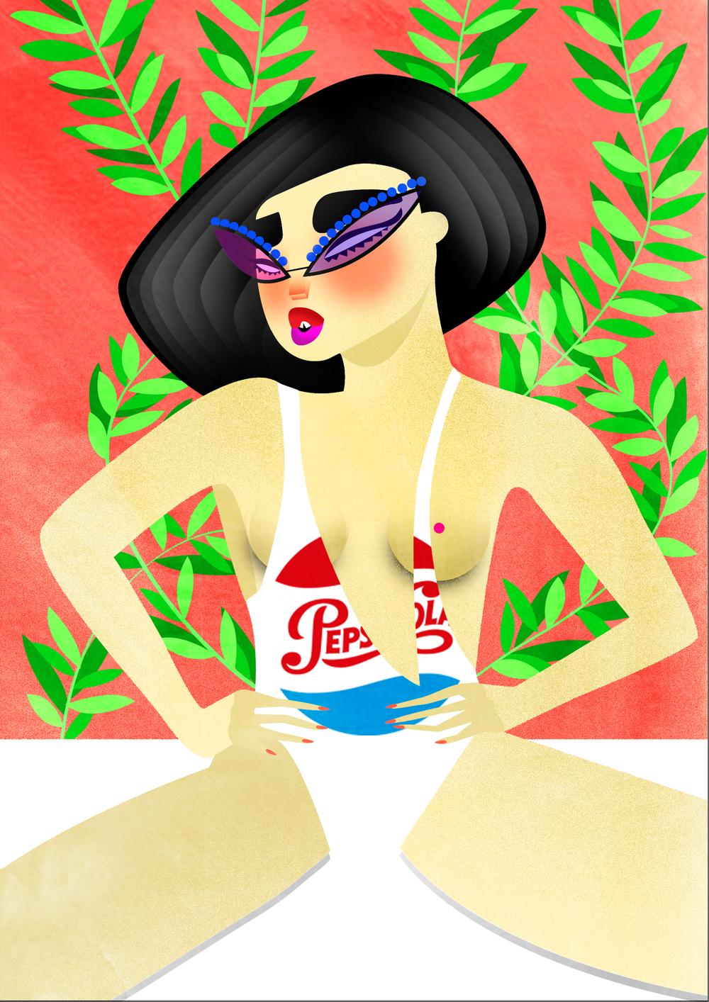 Summer Yet, Minerva Freire