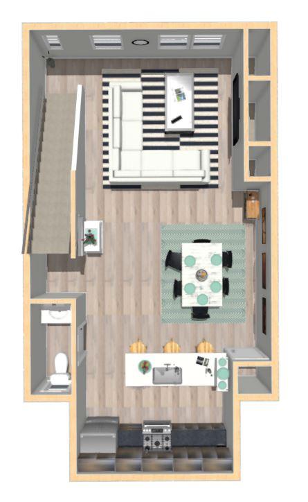 Floorplan Type 2 - Level 2